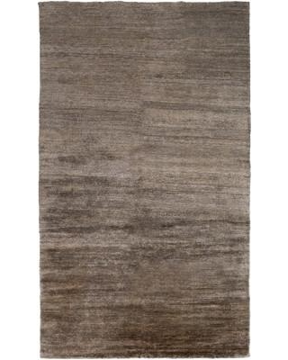 Corrigan Studio® Theodore Hand-Knotted Mocha Area Rug DTUE6264 Rug Size: Rectangle 2' x 3'