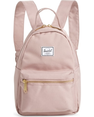 adc851d3452 Great Deal on Herschel Supply Co. Mini Nova Backpack - Pink