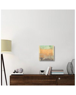 """East Urban Home 'Higher Ground' Print on Canvas FSCS2721 Size: 18"""" H x 18"""" W x 1.5"""" D"""