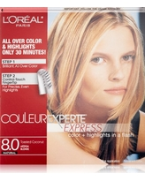 L'Oréal Paris Couleur Experte Hair Color + Hair Highlights, Medium Blonde - Toasted Coconut