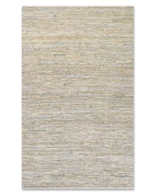Couristan® Nature's Elements Clouds 5-Foot x 8-Foot Area Rug in Oatmeal/Blue