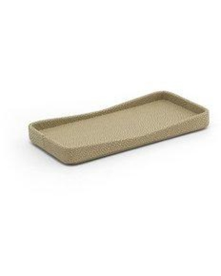 Front Of The House Belize Bathroom Accessory Tray (Set of 2) RTR031L23 Finish/Color: Dune