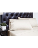 Alcott Hill Meredosia 4 Piece 340 Thread Count Sheet Set ALTH5080 Size: King, Color: Platinum