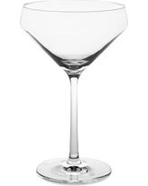 Schott Zwiesel Pure Coupe & Martini Glasses, Set of 6