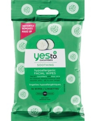 Yes To Cucumbers Facial Towelettes, 10 ct   CVS