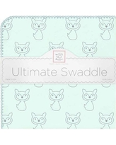 Swaddle Designs Fiona Swaddle Blanket SD-612SC