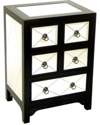 House of Hampton Hannes 4 Drawer Chest W000183845