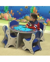 Playscapes Seascape Kids Side Table 25-TBR-006