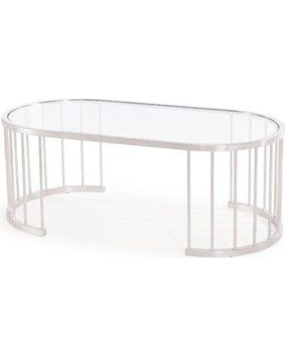Blink Home Athens Coffee Table BH16985 / BH16986 Color: Silver