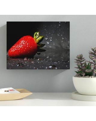 """Ebern Designs 'Fruits' Photographic Print on Wrapped Canvas BF040063 Size: 24"""" H x 30"""" W x 2"""" D"""