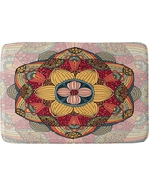 "Valentina Ramos In The Garden Cushion Bath Mat (36""x24"") Pink - Deny Designs"