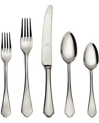 MEPRA Dolce Vita 20 Piece 18/10 Stainless Steel Flatware Set Service for 4 106422020