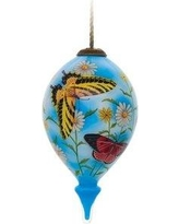 The Holiday Aisle Heavenly Daisies Finial Ornament THLY1596