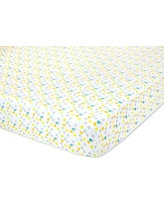 Harriet Bee Milan Crib Sheet HBEE8569
