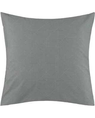 Madura Theoreme Pillow Case 1608 Color: Green Size: Standard