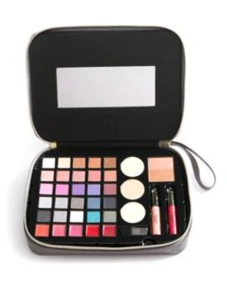 goodness & grace Medium Zip Around Makeup Case