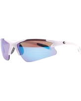 Rawlings Kids' 103 Baseball/Softball Sunglasses, Kids Unisex, White