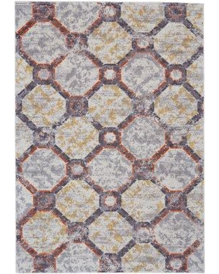 Breakwater Bay North Port Area Rug BRWT7837 Rug Size: Rectangle 8' x 11'