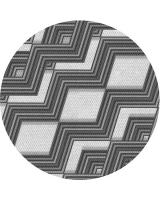 New Deal For East Urban Home Abstract Wool Gray Area Rug Wool In Gray Silver Size Round 5 Wayfair 77d5644f0b42492598269cf65d3b9b15