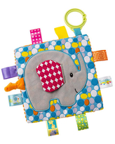 Taggies Crinkle Me - Elephant - Baby Toys & Gifts for Babies - Fat Brain Toys