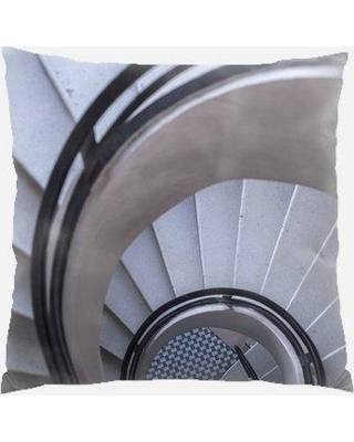 Rug Tycoon Stairs Throw Pillow PW-stairs-1876057