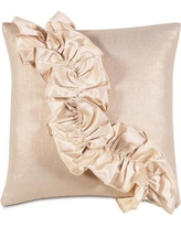 Eastern Accents Bardot Reflection Ruffle Throw Pillow BAD-02