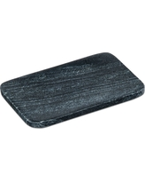 Solid Marble Soap Dish Dark Gray - Project 62