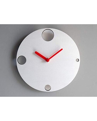 The Best Sales For 11 Minimal Small Wooden Quiet Wall Clock For Bedroom In Many Colors As White No Ticking Wood Modern Design Round Tiny Silent Kitchen Clocks Unique Designer Little Entry