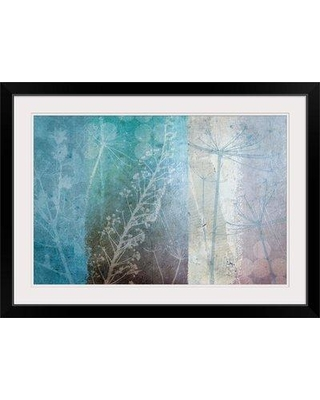 """Great Big Canvas 'Ethereal' Graphic Art Print 1418578_1 Size: 32"""" H x 44"""" W x 1"""" D Format: Black Framed"""