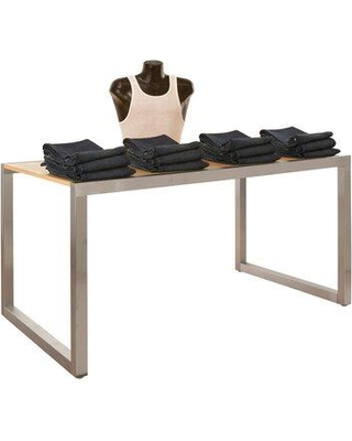 Phenomenal Deals On Rebrilliant Ladd Large 60 Console Table X112368972