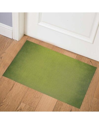 Latitude Run® Bertus Indoor Door Mat X114511786 Mat Size: Rectangle 2' x 3' Color: Olive/Green