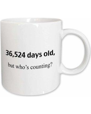 East Urban Home 36 524 Days Old But Who's Counting Coffee Mug W000465899