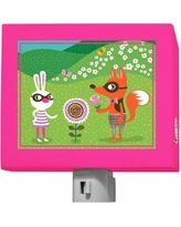 Oopsy Daisy Funky Woodland Creatures Night Light NB14277