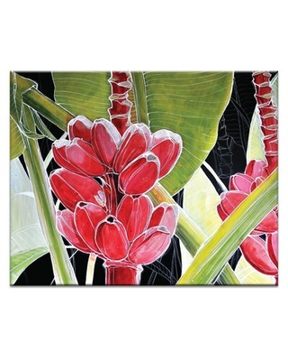 Great Deal On Blossom By Olena Kosenko Painting Print On Wrapped Canvas Artist Lane