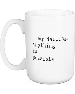 Jaxn My Darling Anything Is Possible 15 oz. Coffee Mug 5016-AS