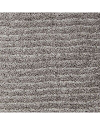 Ivy Bronx Schreck Handmade Shag Gray Area Rug W001553918 Rug Size: Rectangle 5' x 7'6""