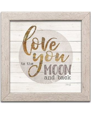 Cyber Week Savings: August Grove \'Love You to the Moon and Back ...