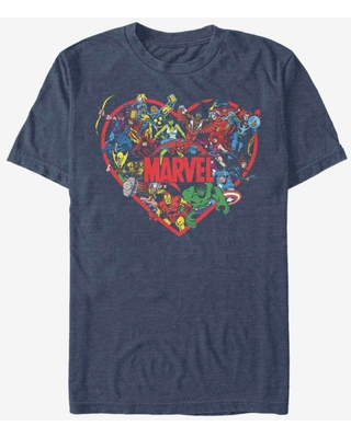 Marvel Avengers Hero Heart T-Shirt