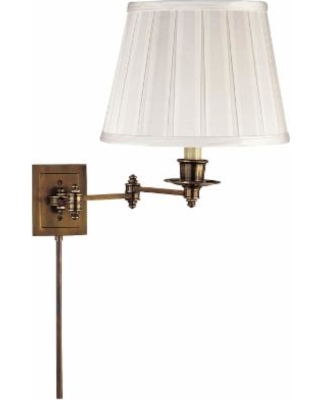 Visual Comfort and Co. Studio Vc Swing Arm Sconce Wall Swing Lamp - S 2000HAB-S