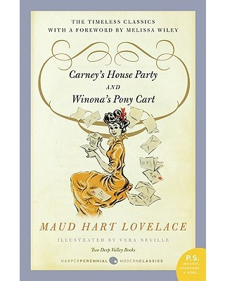 Carney's House Party/Winona's Pony Cart : Two Deep Valley Books