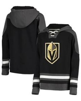 Outerstuff Youth Vegas Golden Knights Ageless Hoodie - Black