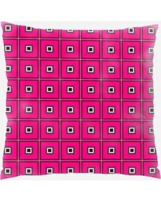 Rug Tycoon Throw Pillow PW-pink-1545254