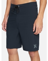 """Men's Phantom One And Only Boardshorts 20"""" in Obsidian, Size 32"""