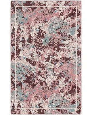 Special Prices On Bloomsbury Market Parkhill Vintage Bohemian Eclecticarea Rug Nylon In Pink Size Rectangle 2 6 X 3 10 Wayfair