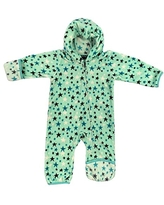 Arctix Infant Snowflake Bunting Suit, North Star Blue, 6-9 Months