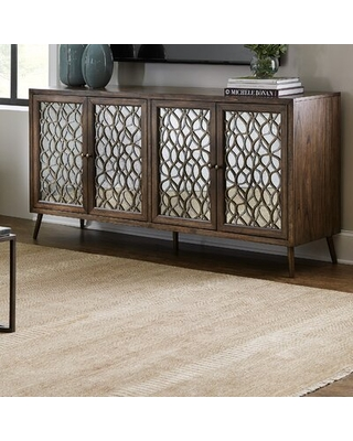 """TV Stand for TVs up to 78"""" Hooker Furniture"""