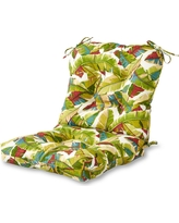 Outdoor Seat/Back Chair Cushion - Palm Multi - Greendale Home Fashions, Multi-Colored