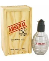 Arsenal Red For Men By Gilles Cantuel Eau De Parfum Spray 3.4 Oz