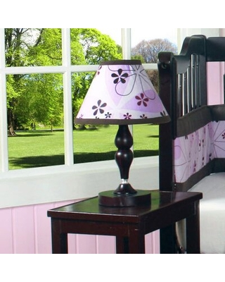 "Guarino 8"" H x 12"" W Metal Empire Lamp Shade ( Uno ) in Pink/Brown Harriet Bee"