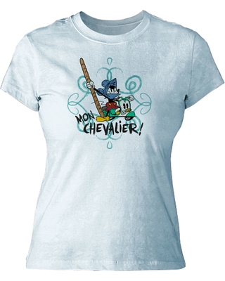 Mickey Mouse Croissant de Triomphe Tee for Women Customizable Official shopDisney